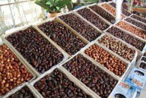 بازار فروش خرما